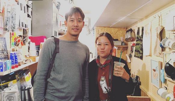 下北沢 カフェ 外国人 観光客 タイ Shimokitazawa Coffee