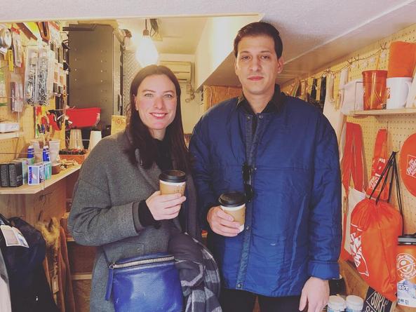 下北沢 カフェ 外国人 観光客 ニューヨーク Shimokitazawa coffee