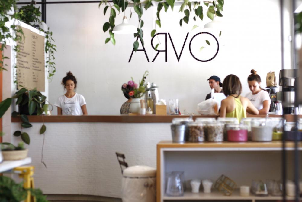 ハワイ おすすめ カフェ ARVO カカオコ