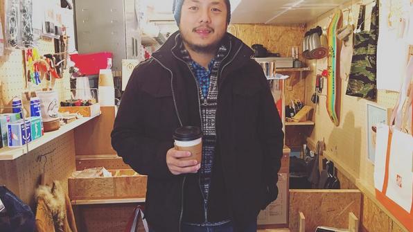 下北沢 カフェ 外国人 観光客 フィリピン Shimokitazawa Coffee