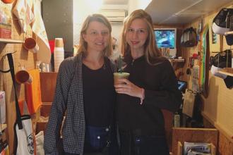 下北沢 カフェ 外国人 観光客 フランス Shimokitazawa Coffee