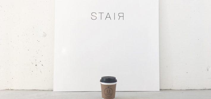 下北沢 コーヒー 出張ケータリング STAIR 展示会
