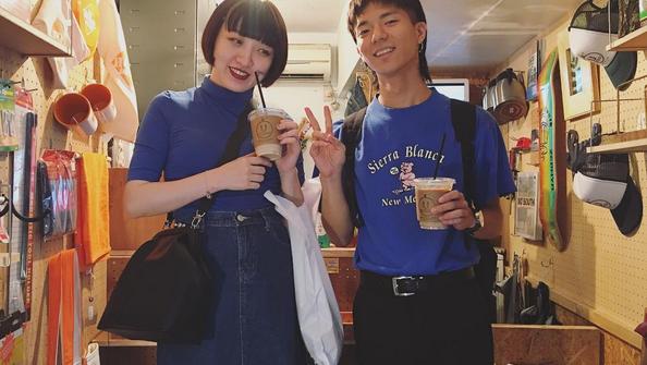 下北沢 カフェ コーヒー 外国人 観光客 Shimokitazawa Coffee 中国 台湾