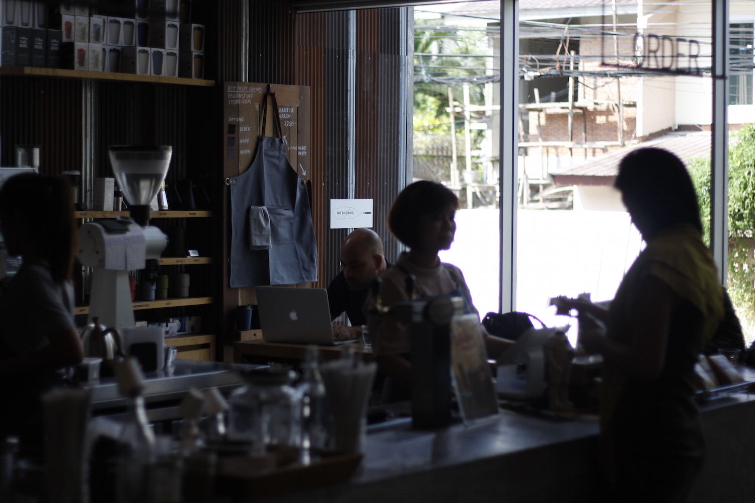 下北沢 カフェ URBAN LOCAL LIVIONG COFFEE Thailand