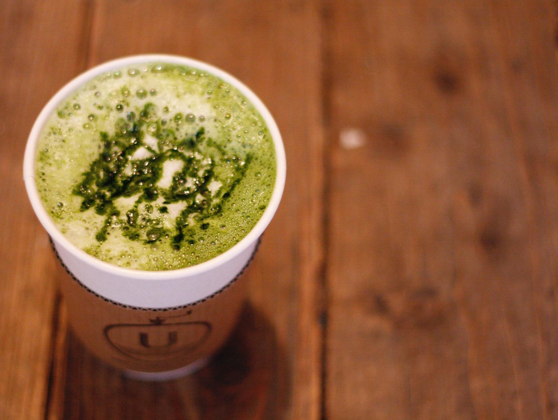 下北沢 カフェ 抹茶 ミルクコーヒー Shimokitazawa Coffee Matcha