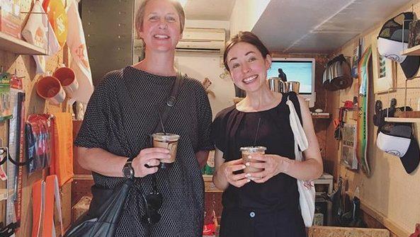 下北沢 カフェ コーヒー 外国人 観光客 Shimokitazawa Coffee オーストラリア