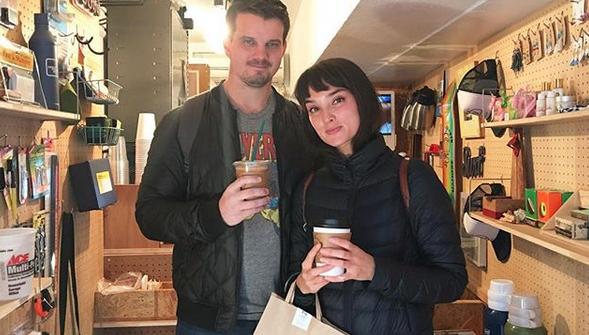 下北沢 カフェ URBAN LOCAL LIVINGコーヒー 外国人 観光客 Shimokitazawa Coffee Canada