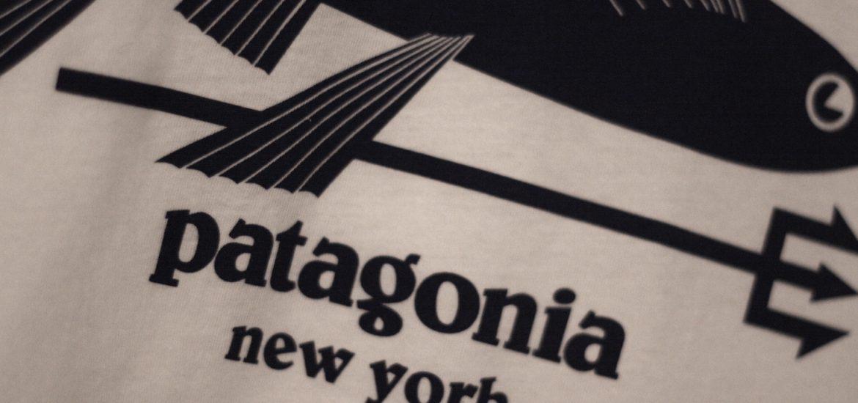 下北沢 カフェ 輸入雑貨 Patagonia Tshirt NYC