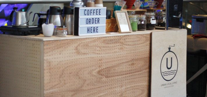 下北沢 カフェ URBAN LOCAL LIVINGコーヒー Shimokitazawa Coffee ケータリング ももクロ 年末カウントダウン LIVE ももいろクローバーZ