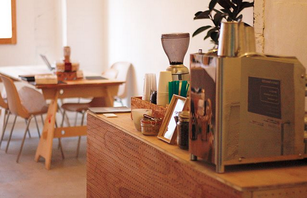 下北沢 カフェ URBAN LOCAL LIVING出張コーヒーサービス
