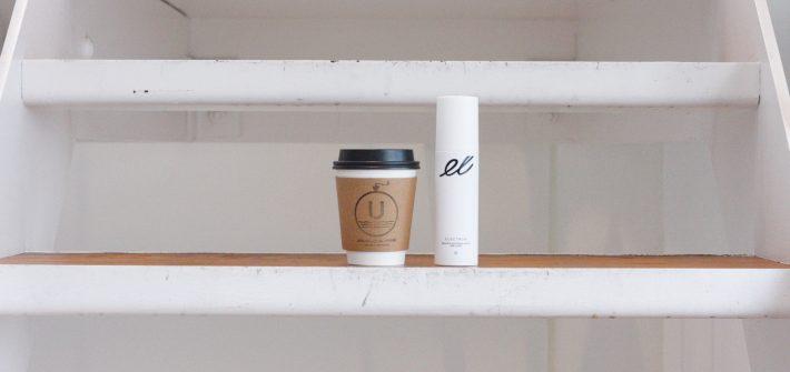 コーヒー ケータリング URBAN LOCAL LIVING 東京 カフェ コーヒースタンド 展示会 ELECTRON 電子化粧水