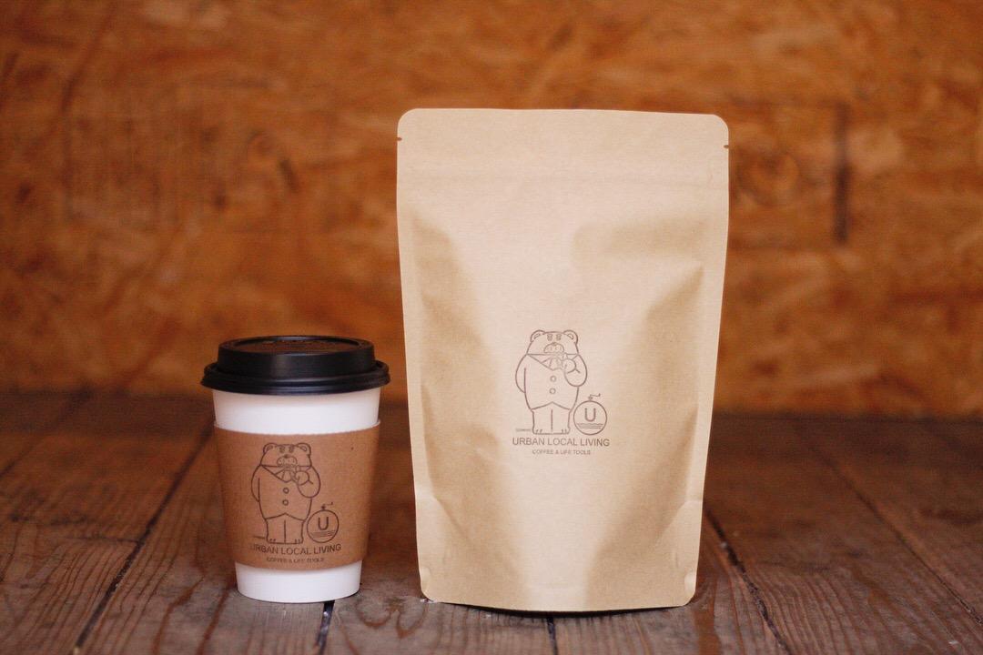 コーヒー ケータリング URBAN LOCAL LIVING 東京 カフェ コーヒースタンド 展示会 ミミーの日だからおごってよ!2018