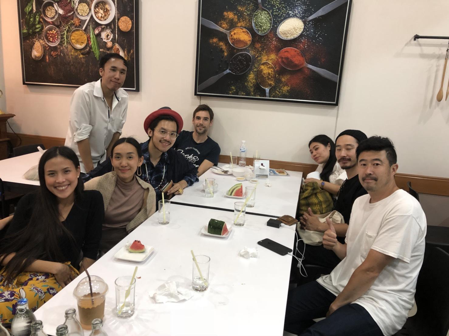 コーヒー ケータリング URBAN LOCAL LIVING 東京 タイ出張 タイコーヒー