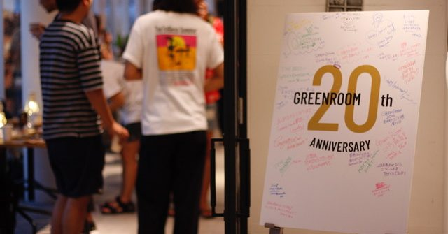 URBAN LOCAL LIVING ケータリング 東京 GREENROOM 20TH PARTY