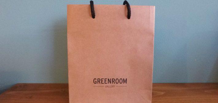 URBAN LOCAL LIVING ケータリング 東京 GREENROOM NEW WORK ショッピングバック 制作