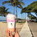 URBAN LOCAL LIVING HAWAII kakaako 綿あめ rainbow