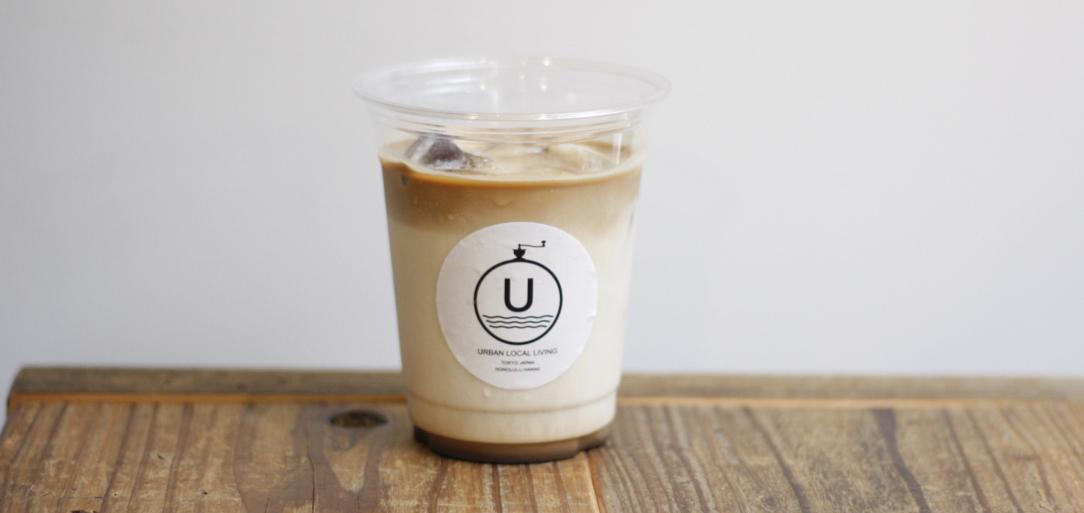 URBAN LOCAL LIVING 中目黒店 コーヒースタンド
